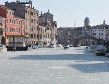 Venice Under Zero