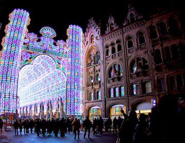 Lichtfestival Gent 2012