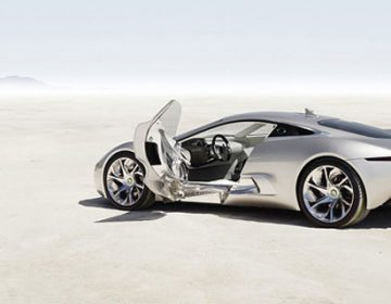 Jaguar C-X75 – Limited Edition