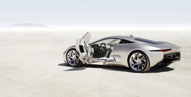 Jaguar C-X75 – Limited Edition