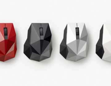 The Orime Mouse by Nendo
