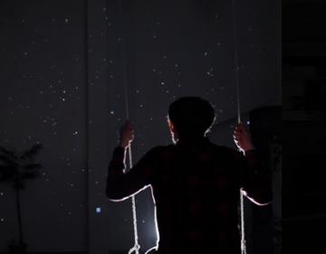 Starfield | Kinetic 3d Installation