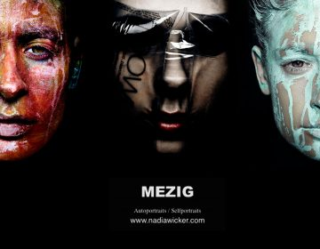 MEZIG | Painting SelfPortrait