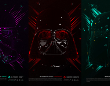 Star Wars Tribute Poster Series