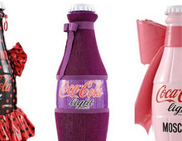 Coca Cola's Tribute to Fashion