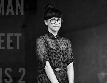 Woman on Street – Paris 2