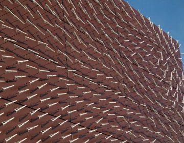 kinetic facade | Randal Museum