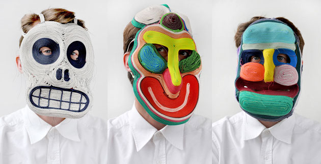 Masks | Studio Bertjan Pot