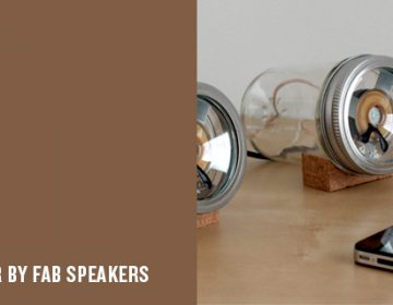 AudioJar | Fab Speakers