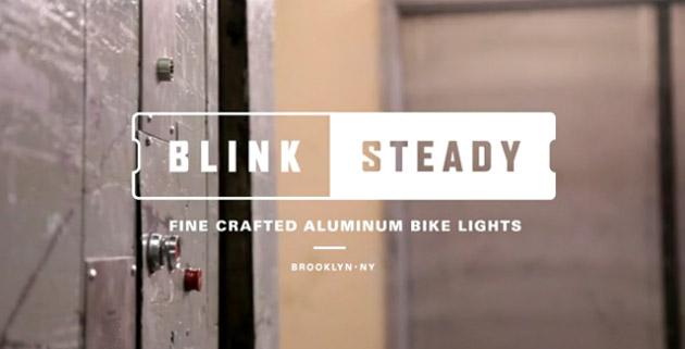 Blink/Steady bike light