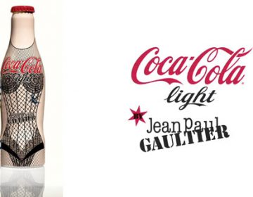 Coke Light | Jean Paul Gaultier