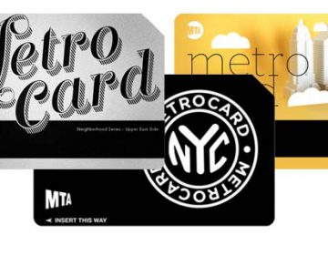 NYC Metrocard redesign | Melanie Chernock