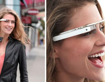 Google's Futuristic Android-Based Glasses | Project Glass