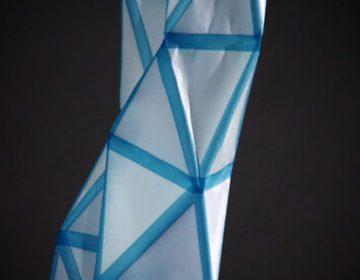Hydro-Fold | Christophe Guberan Milano Salone Satellite
