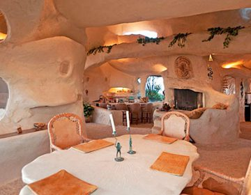 The Real Flintstones House