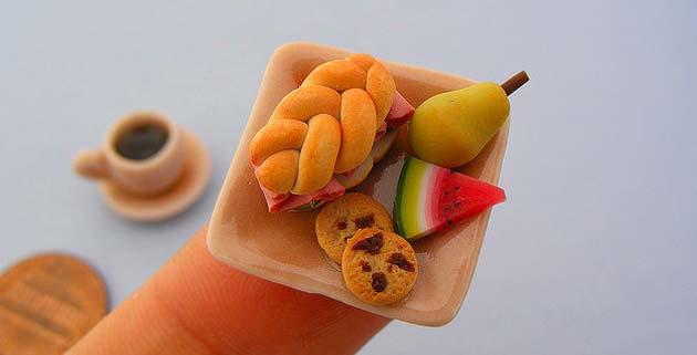 Incredible Miniature Food Sculptures
