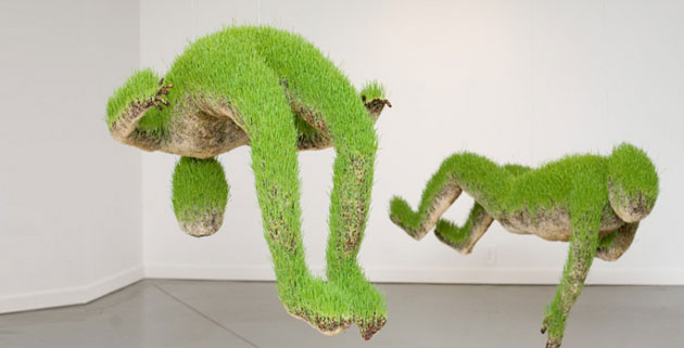 Lifes of Grass | Mathilde Roussel