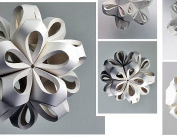 Modular Forms in Paper | Richard Sweeney