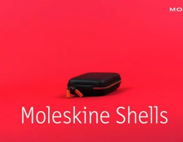 Gluekit Video | Moleskine Shells