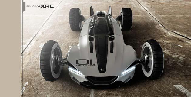 Peugeot XRC | Tiago Aiello