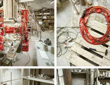 Anamorphic set design | Christian Stoll