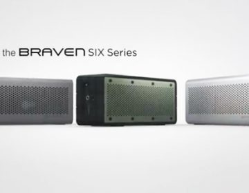 Line of Speakers by BRAVEN