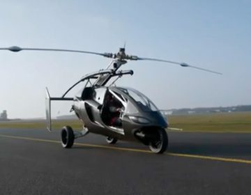 PAL-V | Flying Car