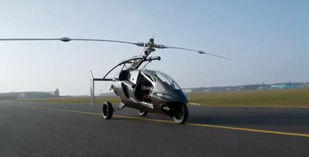 PAL-V | Flying Car