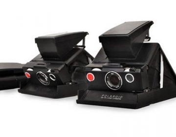 Polaroid SX-70 Black Label