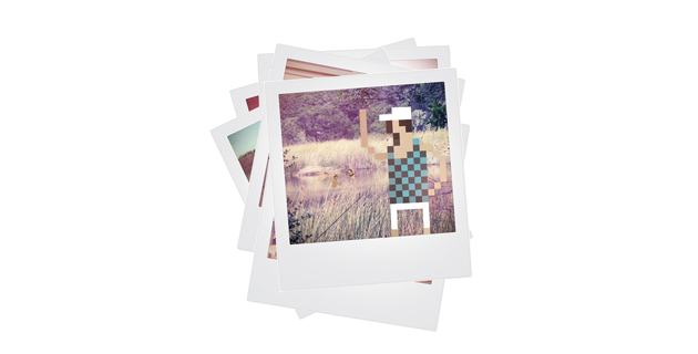 Pixels and Polaroids