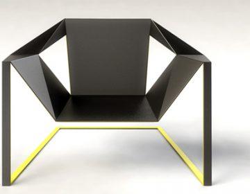 Zen armchair