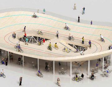 Bicycle Club Design in Sanya