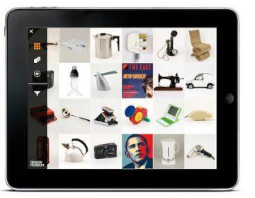 The Design Museum | iPad App