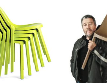 Broom Chair | Philippe Starck