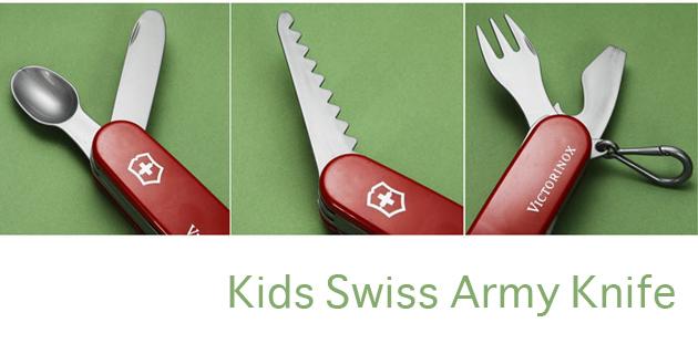 Kids Swiss Army Knife