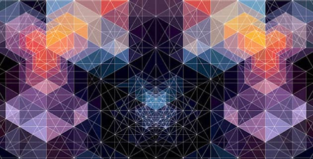 Kaleidoscopic graphics |  Andy Gilmore