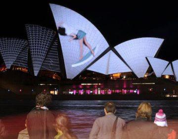 Sydney Opera House | Vivid Sydney 2012