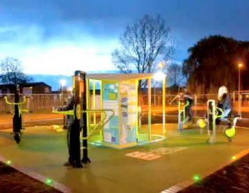 TGO Green Energy Gym Technology