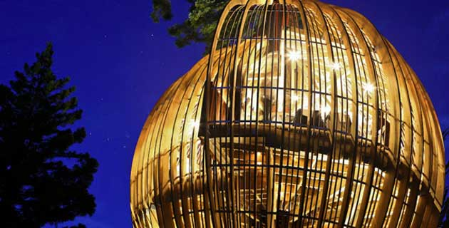 Yellow Treehouse Restaurant