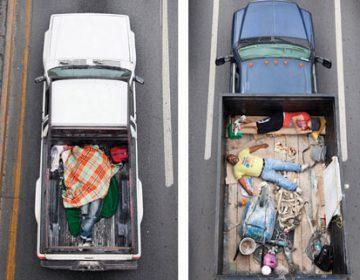 Car Poolers | Alejandro Cartagena