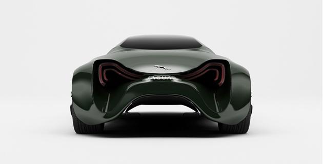 Jaguar XKX – Concept Car
