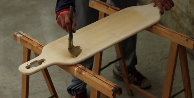 How to make a board