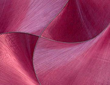 Tenterhooks – Coloured Wire Art by Gülay Semercioğlu
