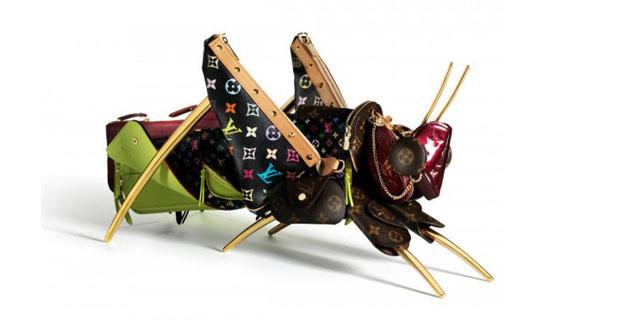 Louis Vuitton – Animal Leather Series