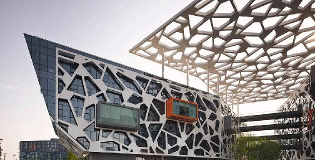 Alibaba Headquarters | China