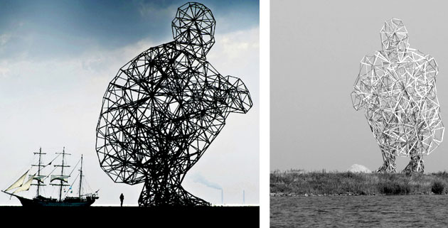 Exposure | Antony Gormley