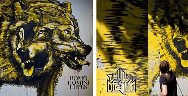 HOMO HOMINI LUPUS | REMS182 Truly Design™