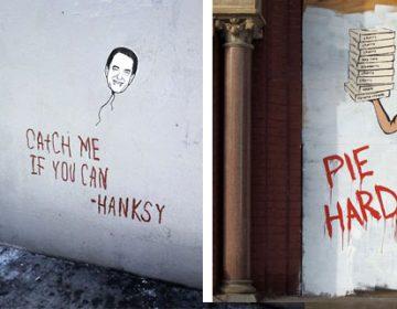 Hanksy | Street Art