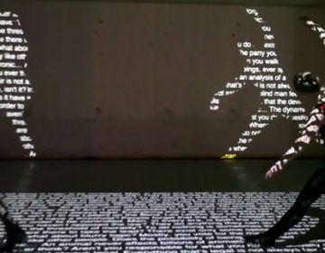In Order to Control | Interactive Installation