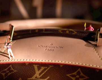 Louis Vuitton | larger than life
